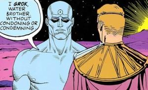 Watchmen senza perdonare né condannare