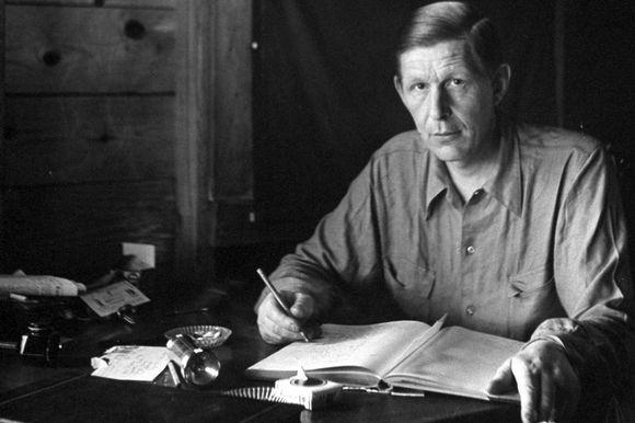 Il cittadino sconosciuto Auden
