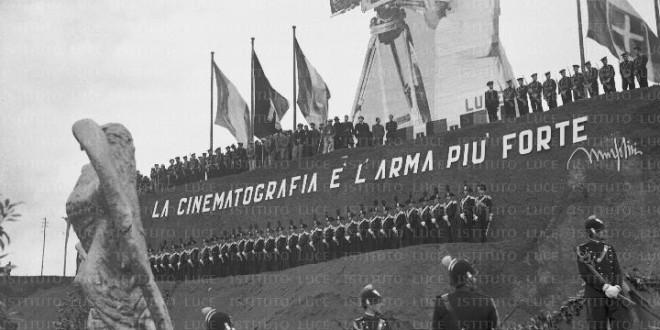 Rewind the tape: il cinema del periodo fascista