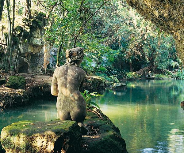 I giardini le fontane e le cascate della reggia di - Reggia di caserta giardini ...