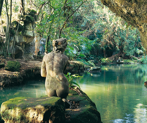 I giardini le fontane e le cascate della reggia di - Giardino all italiana ...