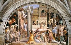 Stanze di Raffaello Musei Vaticani