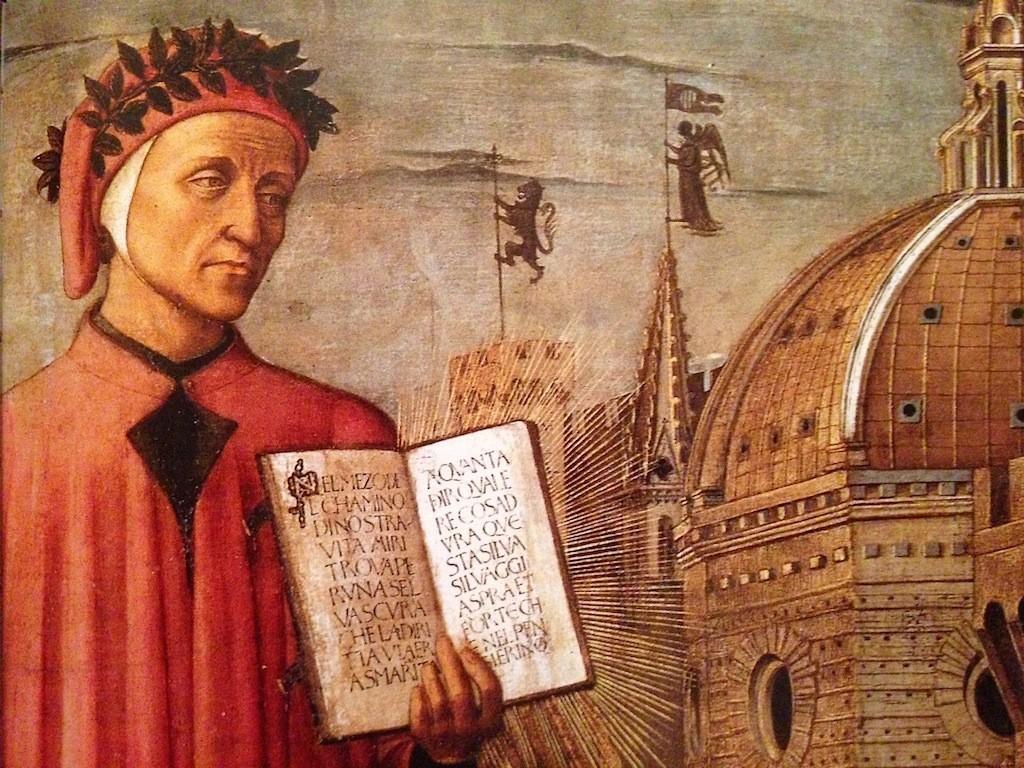 Dante Alighieri, inventore di parole