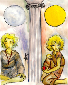 Narciso e Boccadoro apollineo e dionisiaco