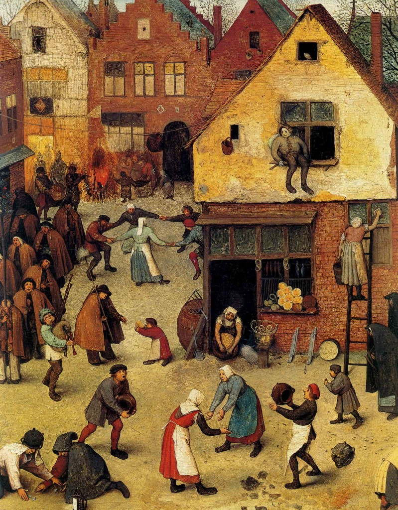 1559-Pieter-Bruegel-the-Elder-The-Fight-Between-Carnival-and-Lent-Detail-the-House-of-the-bottom