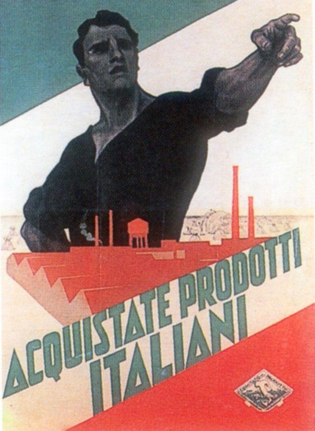 Il potere della lingua nella propaganda fascista era alto