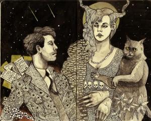 Bulgakov immagine deviantart
