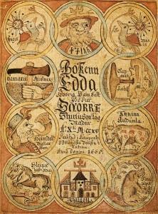 edda snorri mitologia nordica