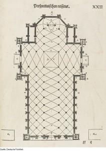 Pianta Duomo di milano