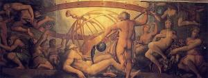 divinità cosmogonia mitologia greca