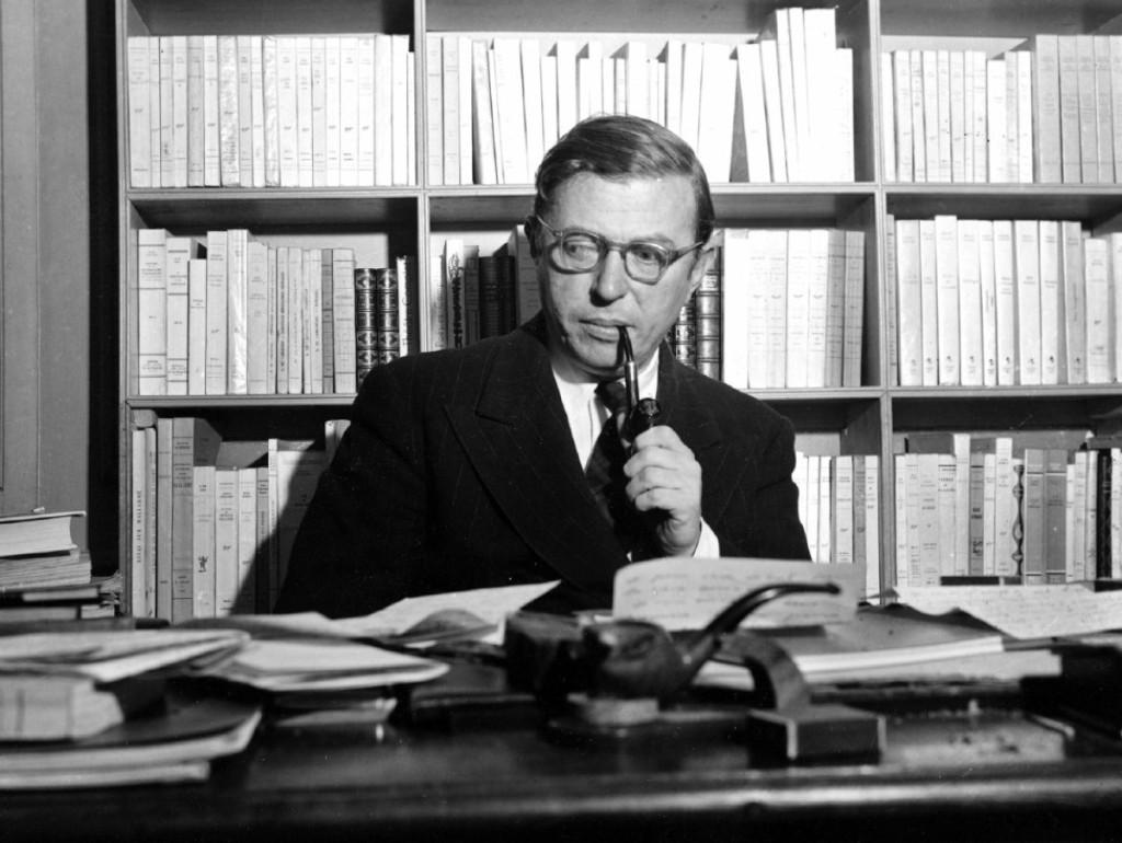 A porte chiuse Sartre