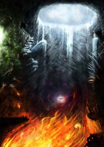 mitologia norrena abisso