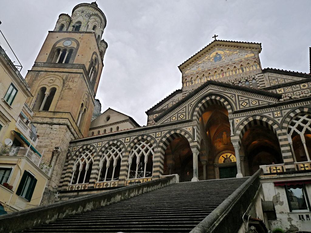 facciata Duomo di Amalfi