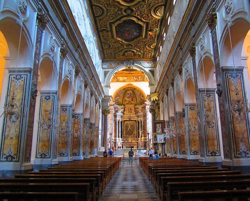 Navata Duomo Sant'Andrea
