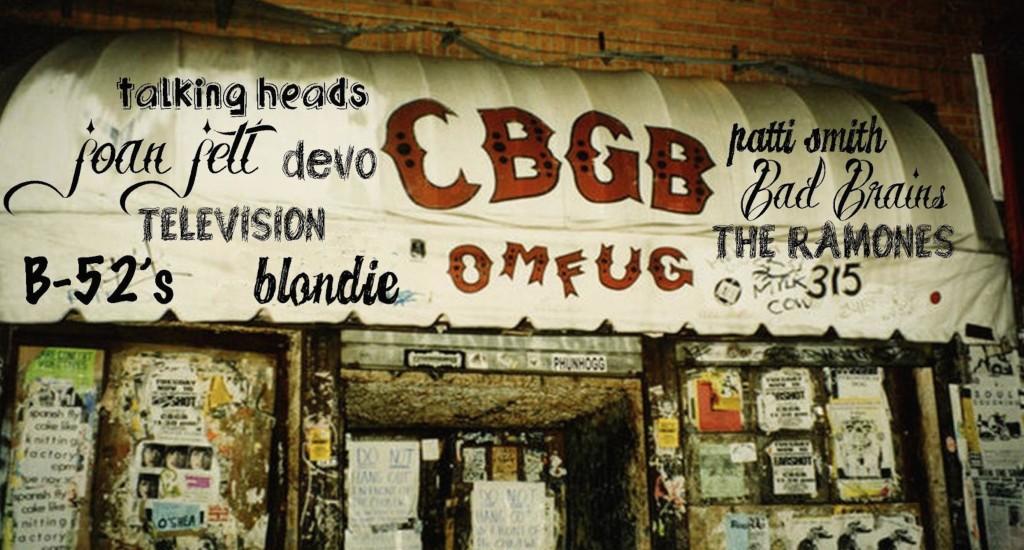 CBGB Punk