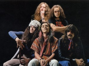 Deep Purple hard rock