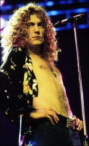 Robert Plant hard rock