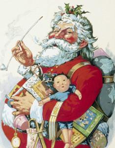 San Nicola leggenda di babbo natale