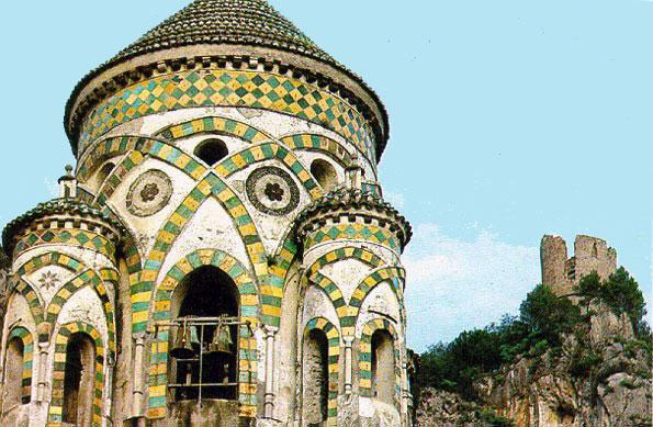 Duomo di Amalfi campanile
