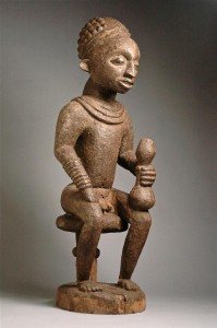 origine del mondo mitologia africana