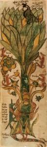 Yggdrasill manoscritto