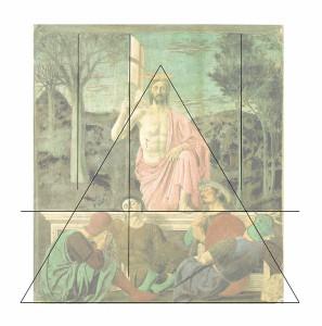 Piero della francesca schema resurrezione