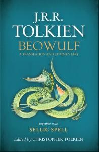 Beowulf con traduzione e commento di Tolkien.