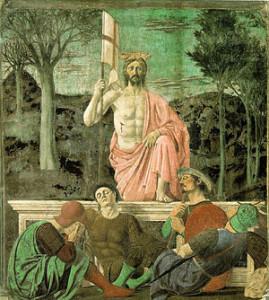 piero della francesca resurrezione