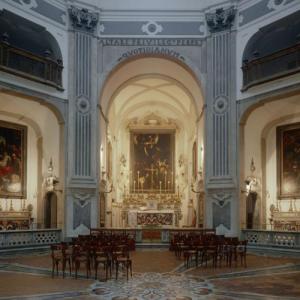 pio monte altare maggiore