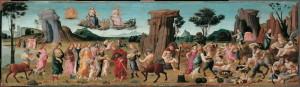 Les Noces de Thetis et de PelÈe - Bartolomeo di Giovanni