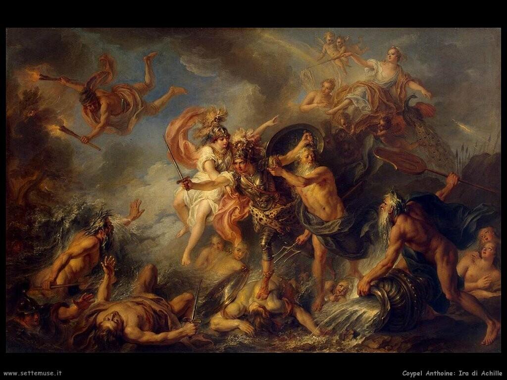Achille l 39 ira funesta del valoroso pel de lacooltura - Parafrasi di cantami o diva del pelide achille ...