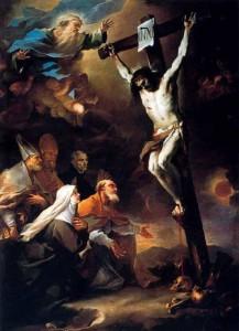 luca giordano crocifissione