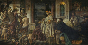 Symposium, Anselm Feuerbach
