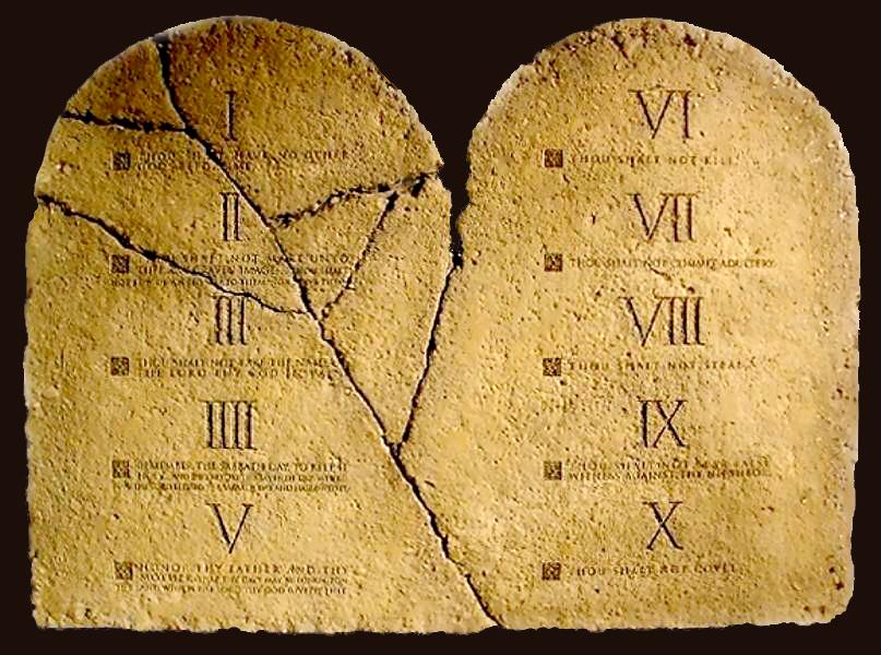 Comandamento dell amore un ossimoro lacooltura - Le tavole della legge ...