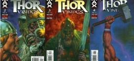 Ennis e la dissacrazione del supereroe: Thor Vikings