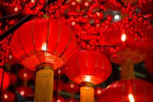 festività cinesi