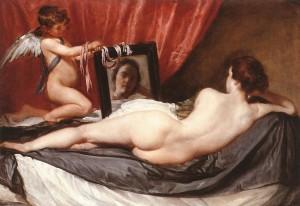 Diego Velázquez, Venere e Cupido
