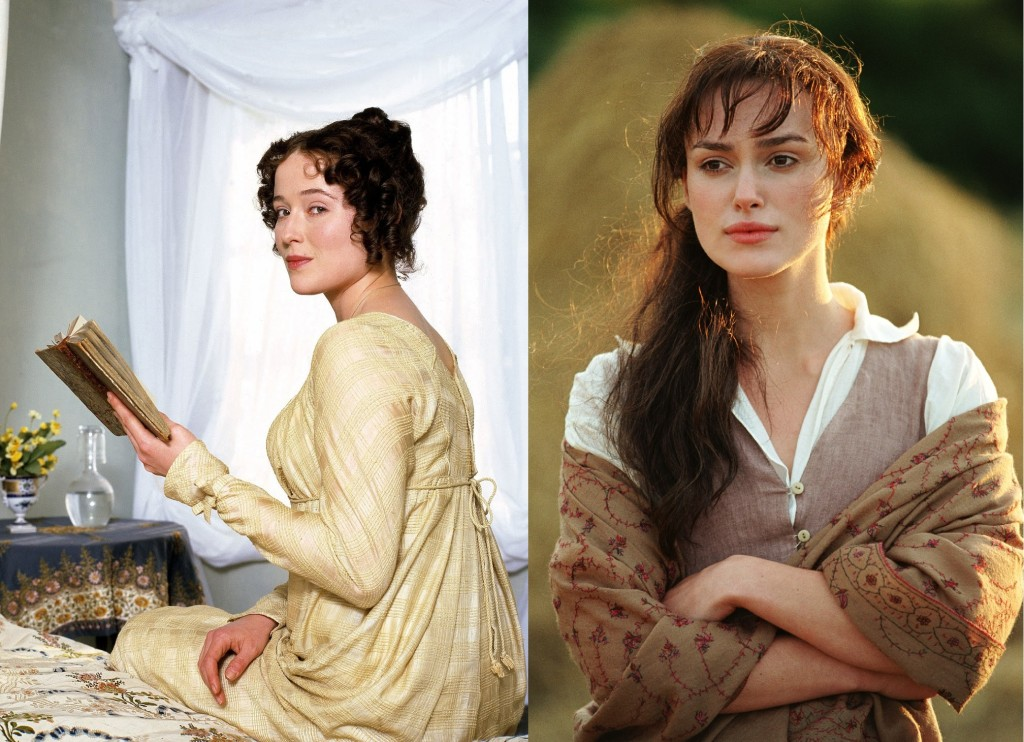 the elements of pride and prejudice in the character of elizabeth bennet and in the novel pride and  Pride, prejudice and jasmin field: a novel a one-night only stage production of jane austen's immortal pride and prejudice elizabeth bennet.