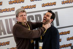 Michael Cudlitz al Comicon 2016, l'intervista