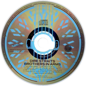 Brothers in Arms Dire Straits Synthpop