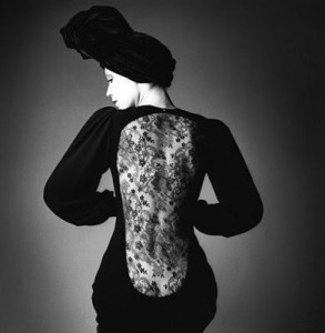Robe d'Yves Saint Laurent - 1970