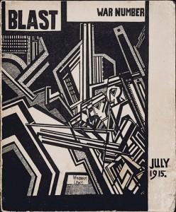 blast mito modernismo Joyce Eliot