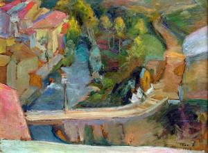 Benedetto Tozzi: dalla pittura tonale all'espressionismo
