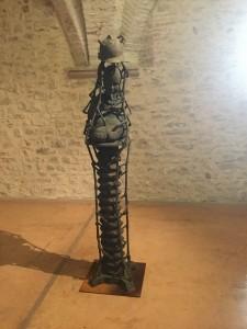 Daniel Spoerri a Spoleto: The Bronze Age