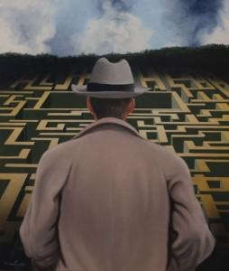 Satiricon, labirinto