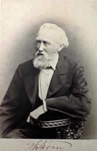 Theodor Storm, autore di Der Schimmelreiter
