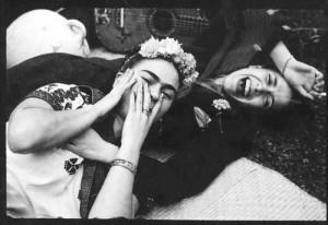 Frida Kahlo e Chavela