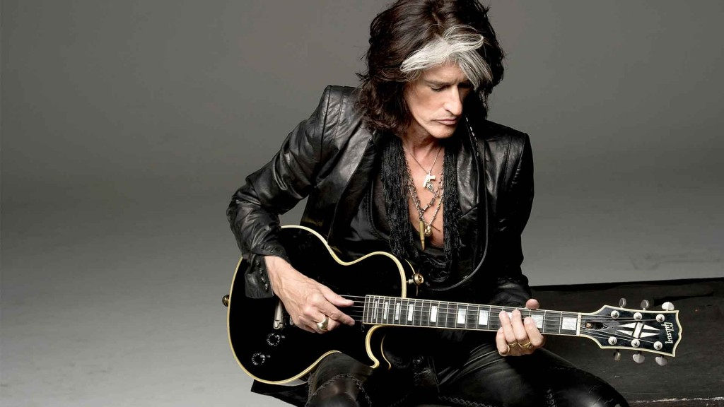 Aerosmith Joe Perry
