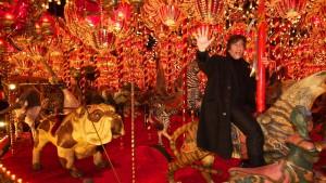American Gods carousel