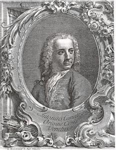 Ritratto del Canaletto